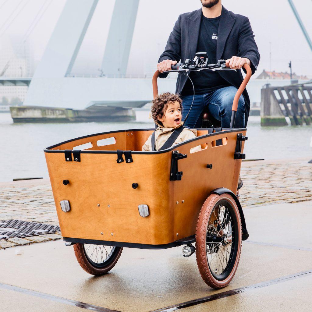 groupes cibles de vélos électriques