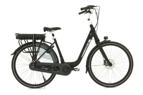 Vogue Mio Matt-Black